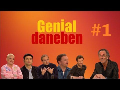 NEU!! Genial Daneben - Ganze Folge 10.3.2017