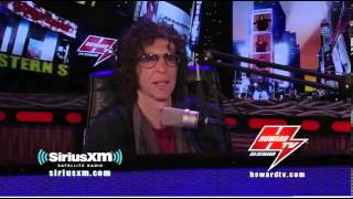 Stern gets emotional as Robin Quivers returns