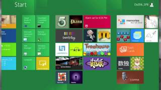 Windows 8 видео обзор на русском языке