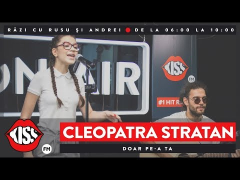 Cleopatra Stratan - Doar pe a ta (Cover #neașteptat)