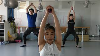 2020/02/04 BARREINFUSION THE BARRE LIVE STREAM