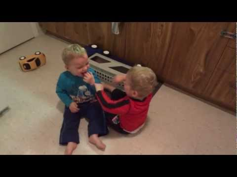 Head Butting Twins is listed (or ranked) 11 on the list 13 Funny and Cute Baby Videos