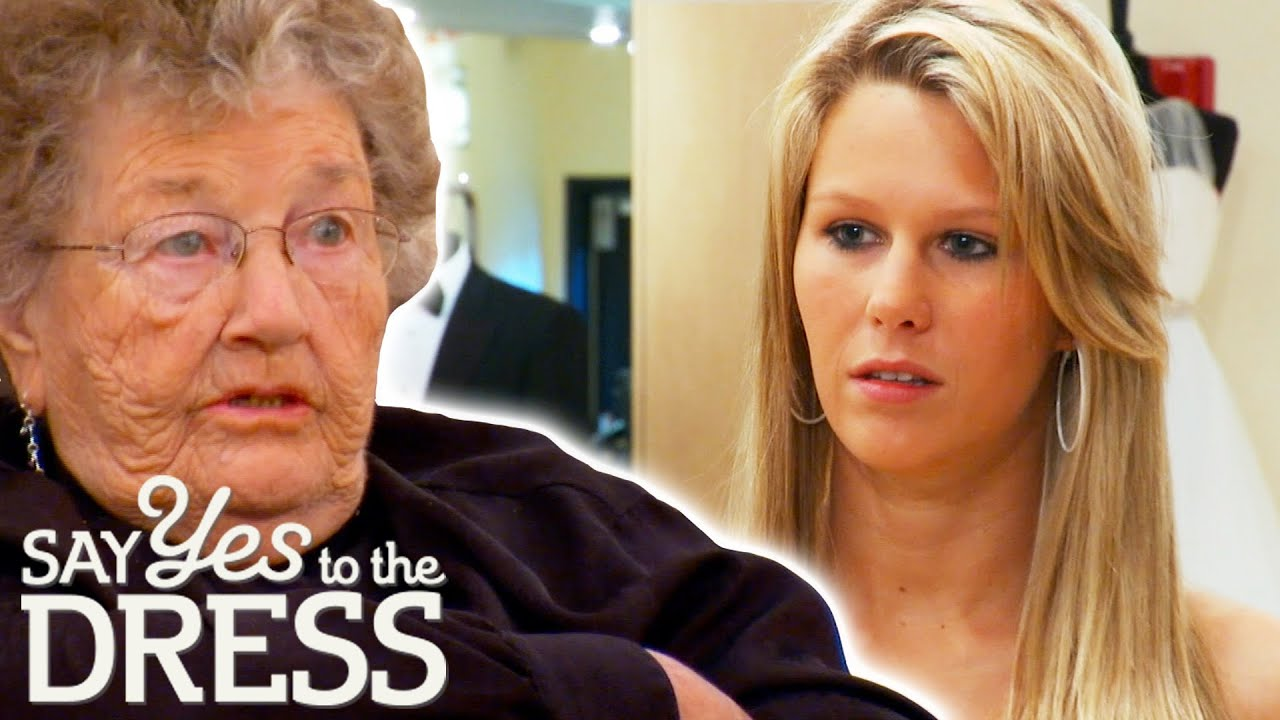Bride's Granny Is Not Willing To Pay More Than $500 For A Dress | Say Yes To The Dress Atlanta