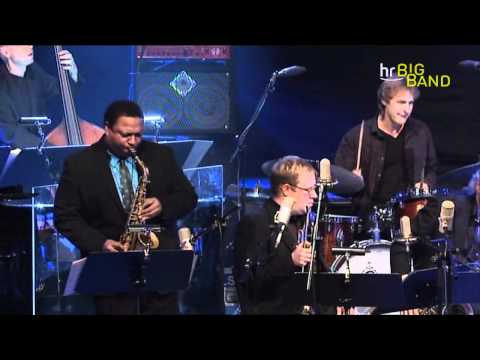 """Stolen Moments"" - hr-Bigband feat. Vincent Herring"