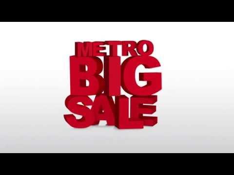 Metro Big Sale 2016