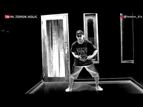 Joget BREAKDANCEKOPLO ala ala FLAKA - CINTA KITA Mr TEMON HOLIC