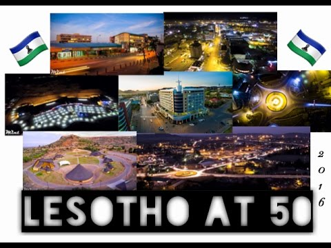 The Kingdom Of LESOTHO At 50 | Montage #5