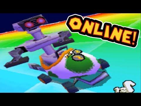 Mario Kart DS Online Races Via Wiimmfi! Tutorial In Description!