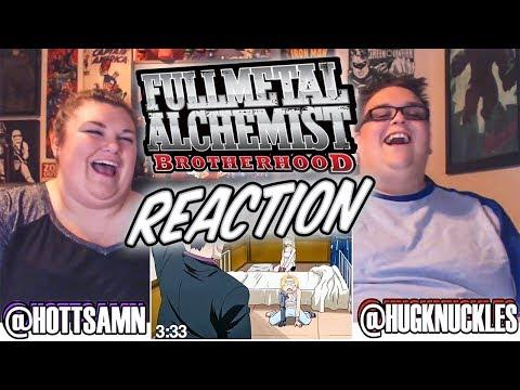 Fullmetal Alchemist: Brotherhood Episode 9 REACTION!!