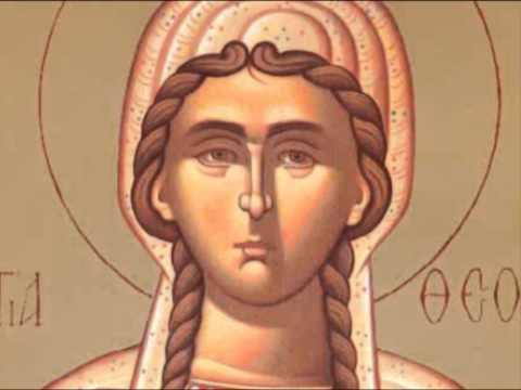 Αγία Θεοδοσία η Παρθένος