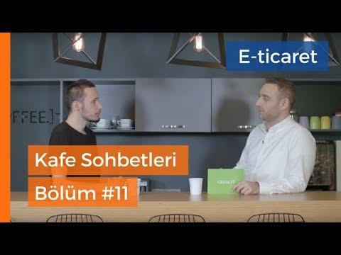 Kafe Sohbetleri - Bölüm #11 - İlyas Teker | Deep Crawl Customer Advisory Board Member