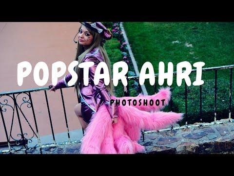 Popstar Ahri Cosplay