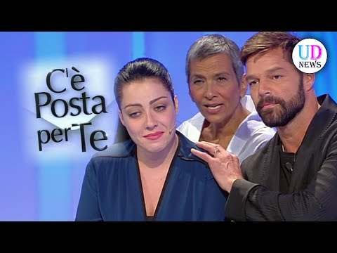 C'è Posta Per Te: Ecco Quanti Soldi ha Regalato Ricky Martin a Jessica!