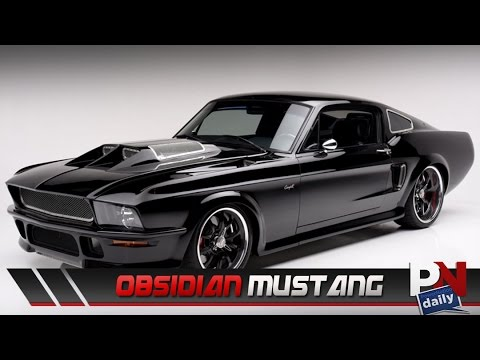 an 800hp obsidian ford mustang worth how much youtube. Black Bedroom Furniture Sets. Home Design Ideas