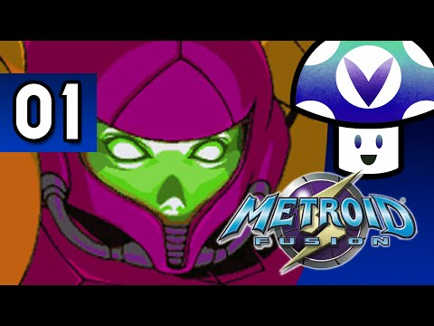 [Vinesauce] Vinny - Metroid Fusion (part 1)
