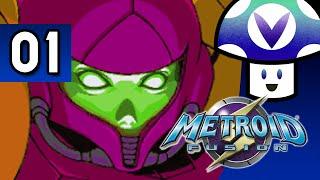 [Vinesauce] Vinny - Metroid Fusion (part 1)