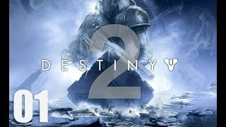 Destiny 2 Warmind (PS4 Pro) -Part 1- Walkthrough Gameplay Full Campaign (No Commentary)