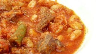 Чили кон карне рецепт | Чили с мясом по-турецки
