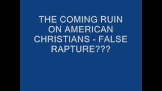 RED ALERT!!! CHRISTIANS LISTEN. THEY'RE COMING AFTER YOU - UPDATE