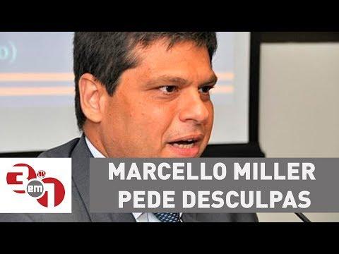 Ex-procurador Marcello Miller Pede Desculpas Por Relação Com J&F