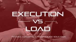 Muscle Building Continuum - Execution vs Weight