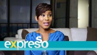 Repeat youtube video Kgomotso Christopher talks about her last days on SABC 3's Isidingo