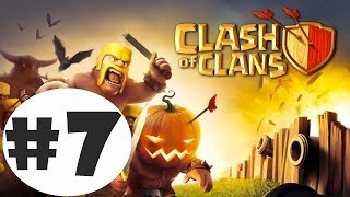 Clash of Clans Gameplay Walkthrough Part 7 - Attack on M is for Mortar