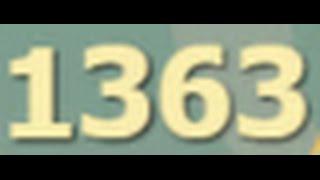 сокровища пиратов уровень 1363 прохождение - Pirate treasures level 1363 walkthrough