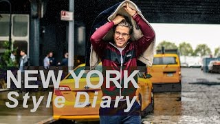 Men's Style Diary New York | Darren Kennedy