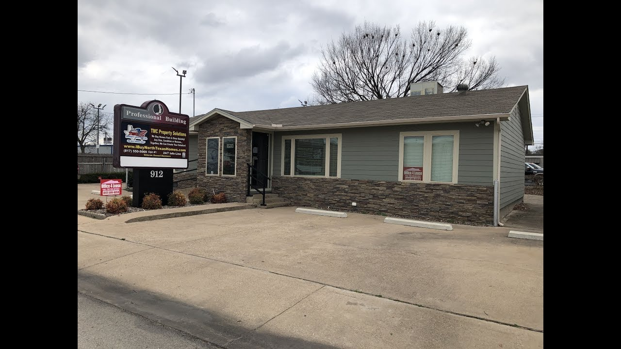 Office for Lease Weatherford TX |TMC Property Solutions