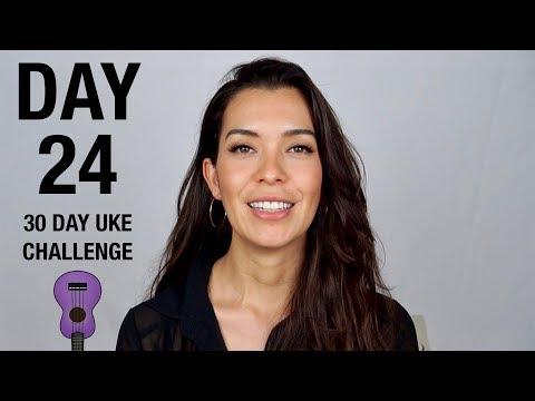 DAY 24 – MUSIC THEORY – 30 DAY UKE CHALLENGE