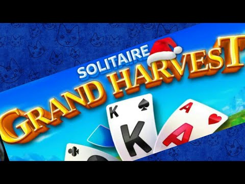 Solitaire Grand Harvest By Supertreat Free Mobile Card Game Android