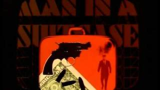 Opening theme from Man In A Suitcase