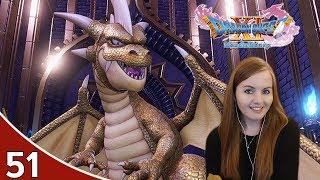 FORTRESS OF FEAR | Dragon Quest XI Gameplay Walkthrough Part 51