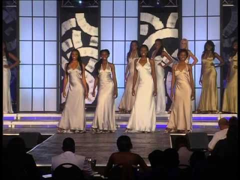 Miss Namibia 2012 Pageant