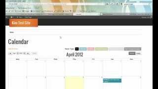 видео Плагин календарь для WordPress