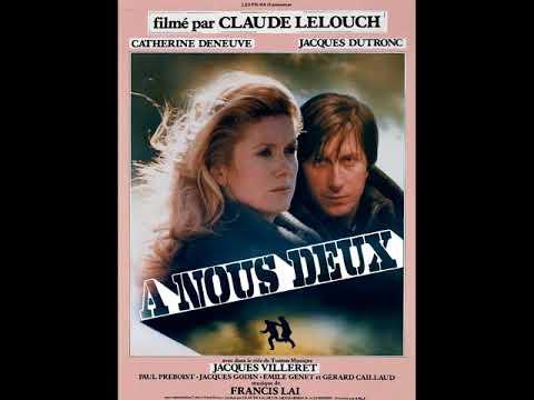 A Nous Deux (1979) Bande Originale - Francis Lai