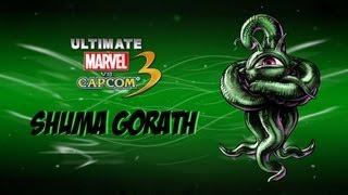 MVC3: Shuma Gorath Loop Mystic Ray