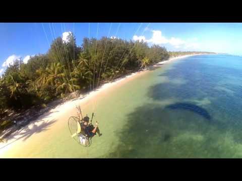 Paramotor adventure (DOMINICAN REPUBLIC)