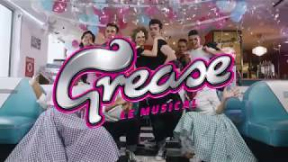 GREASE - Le Musical de la rentrée