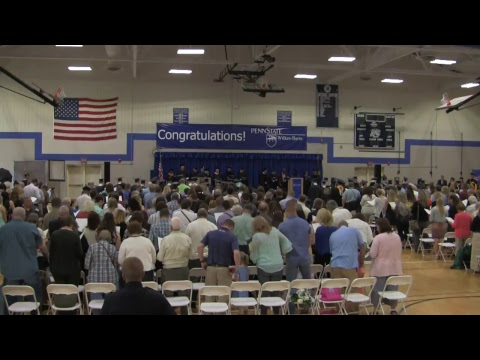 Penn State Wilkes-Barre Commencement May 5, 2018