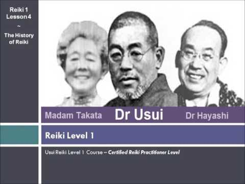 Reiki Course Practitioner Level 1