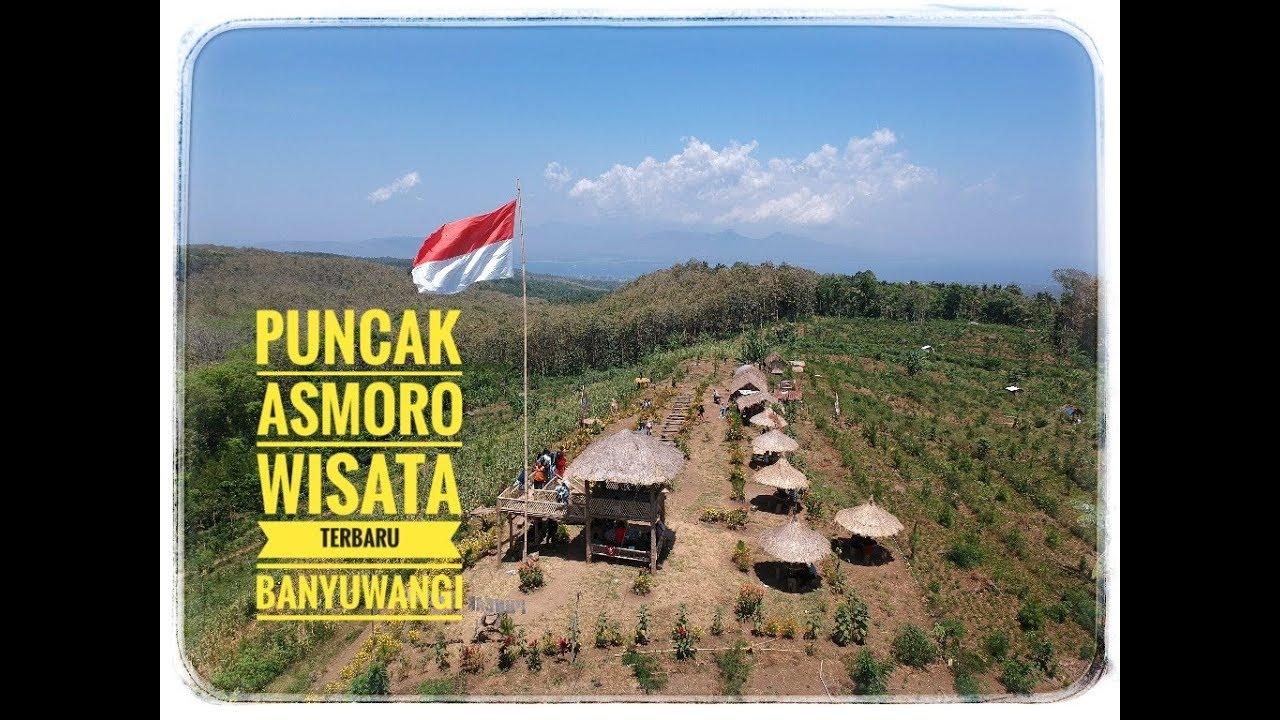 Wisata Baru Puncak Asmoro Spot Pemandangan Gunung Selat Bali