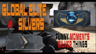 Video CS:GO Funny Moments | Global Elite vs SIlvers | Silver Things download MP3, 3GP, MP4, WEBM, AVI, FLV Desember 2017