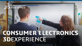 Accelerate High-Tech Consumer Electronics Innovation - Dassault Systèmes