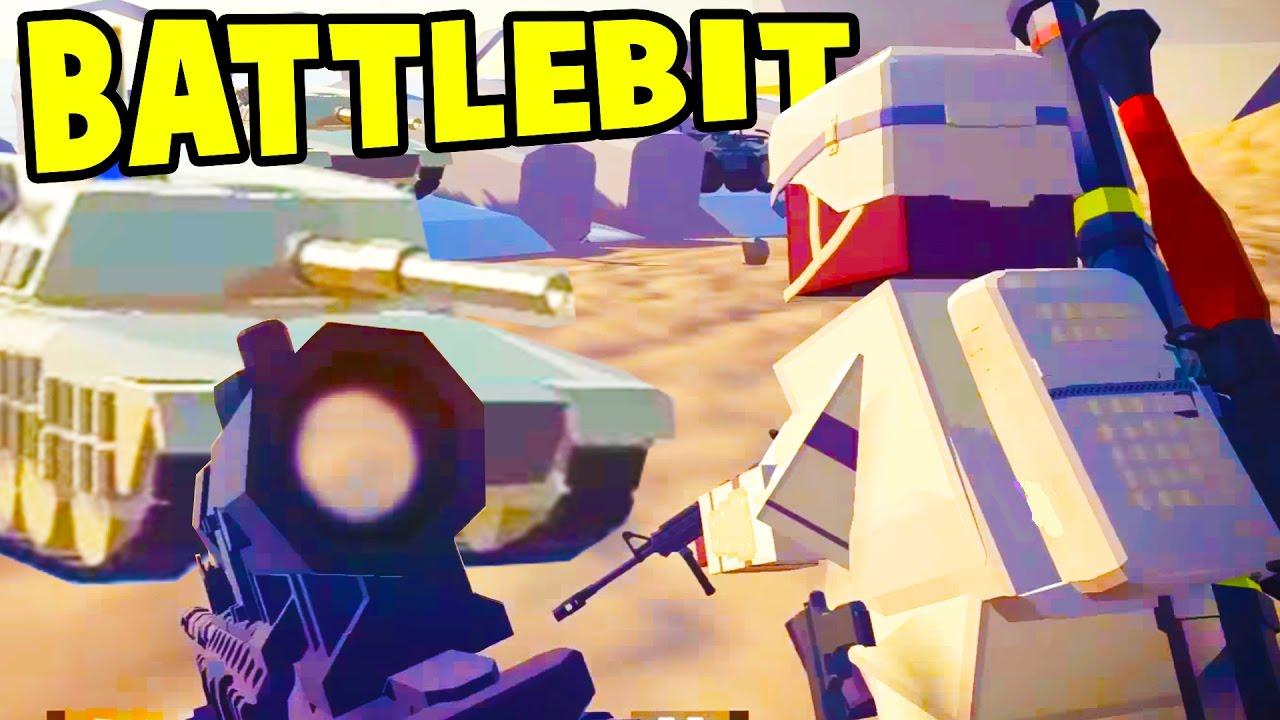 Battlebit Discord epic online ravenfield meets battlefield game?! awesome multiplayer fps -  battlebit beta gameplay