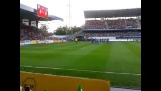 Viktoria Plzeň - Příbram 5:0 - penalta