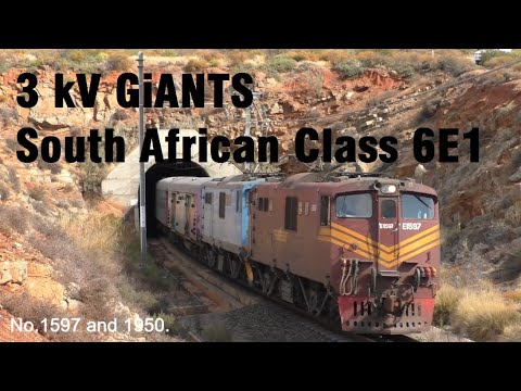 3kV GiANTS - Part One - South African Class 6E1