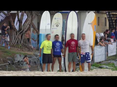 Australian Longboard Titles 2017- over 50 final