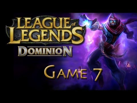 LoL Dominion Game 7 - Malzahar Pwnage